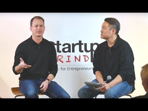 Startup Grind DC hosts James Patterson (CapitalOne Labs)