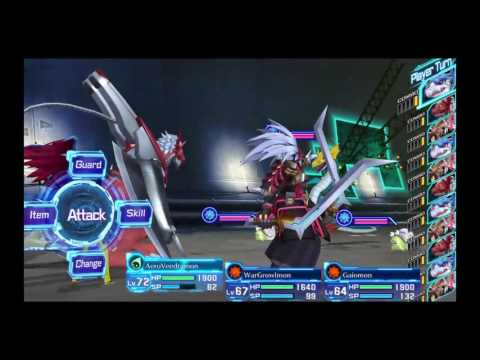 Digimon Story Cyber Sleuth: Groundlocomon's Property