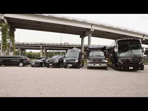 Best Fleet Of Black Cars, SUV's, Shuttle Buses, And Party Buses In Houston