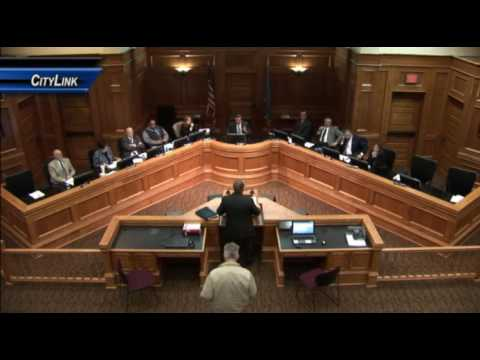 11-17-2015 Council Meeting - Henry Carlson Contract for Admi