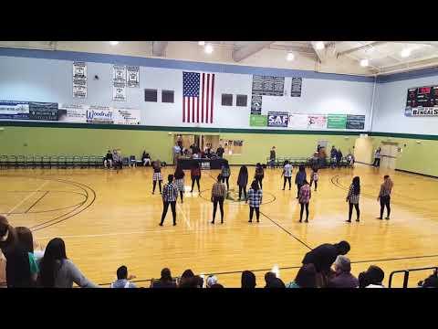 Brashier Middle College Charter High School Dance Team 2017-2018