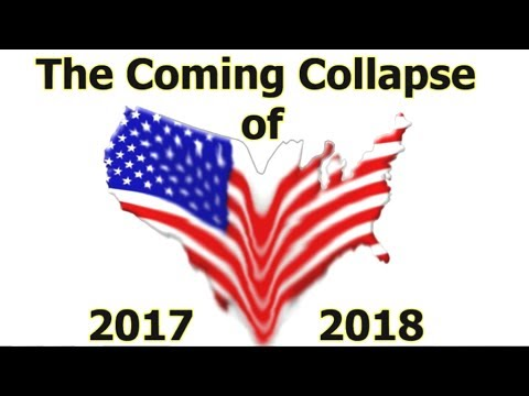 Economic Collapse of America A BOLD WARNING