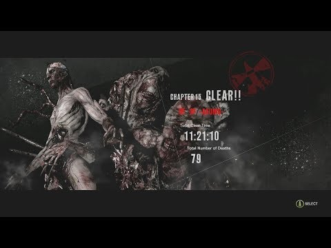 The Evil Within : Chapter 15 (AKUMU 悪夢) - Walkthrough