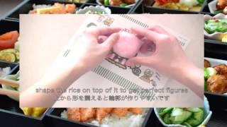 Cute Cooking - Kero Kero Keroppi Bento Lunch Box