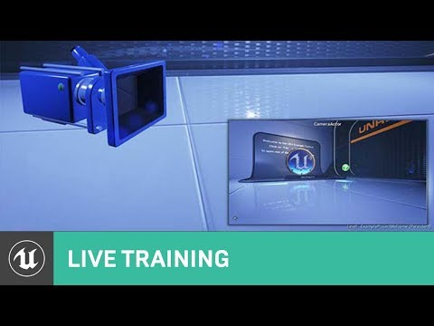 Getting Started with Gameplay Programming | Live Training | Unreal Engine