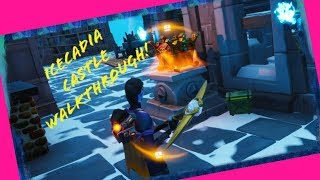 Fortnite The Block Icecadia Castle Island Code: 2427-0422-7562