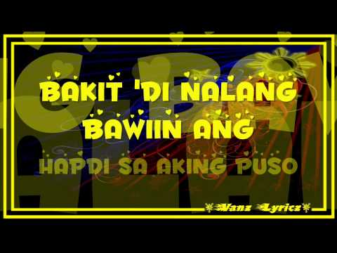 Gisingin Ang Puso (Lyrics) - Liezel Garcia