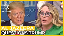 Al Jazeera questions Trump on Iran's military satellite launch