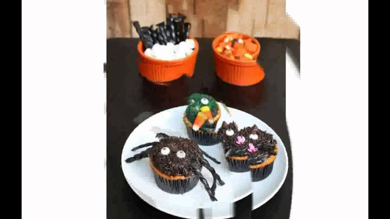 halloween baking decorations