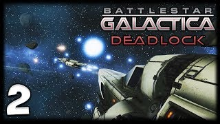 VIPER STRIKE! Battlestar Galactica Deadlock Gameplay #2