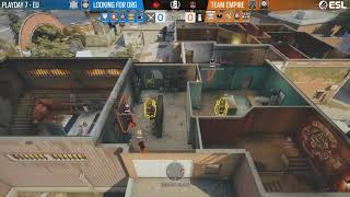 Empire vs LFO Clubhouse VOD Review