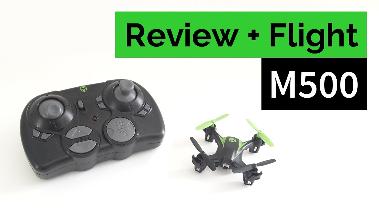 Sky Viper M500 Nano Drone Review And Flight Youtube
