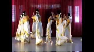 Angane Njan Angu  poka thengane, Thiruvathirakali, Onam at Womens Club Kawdiar