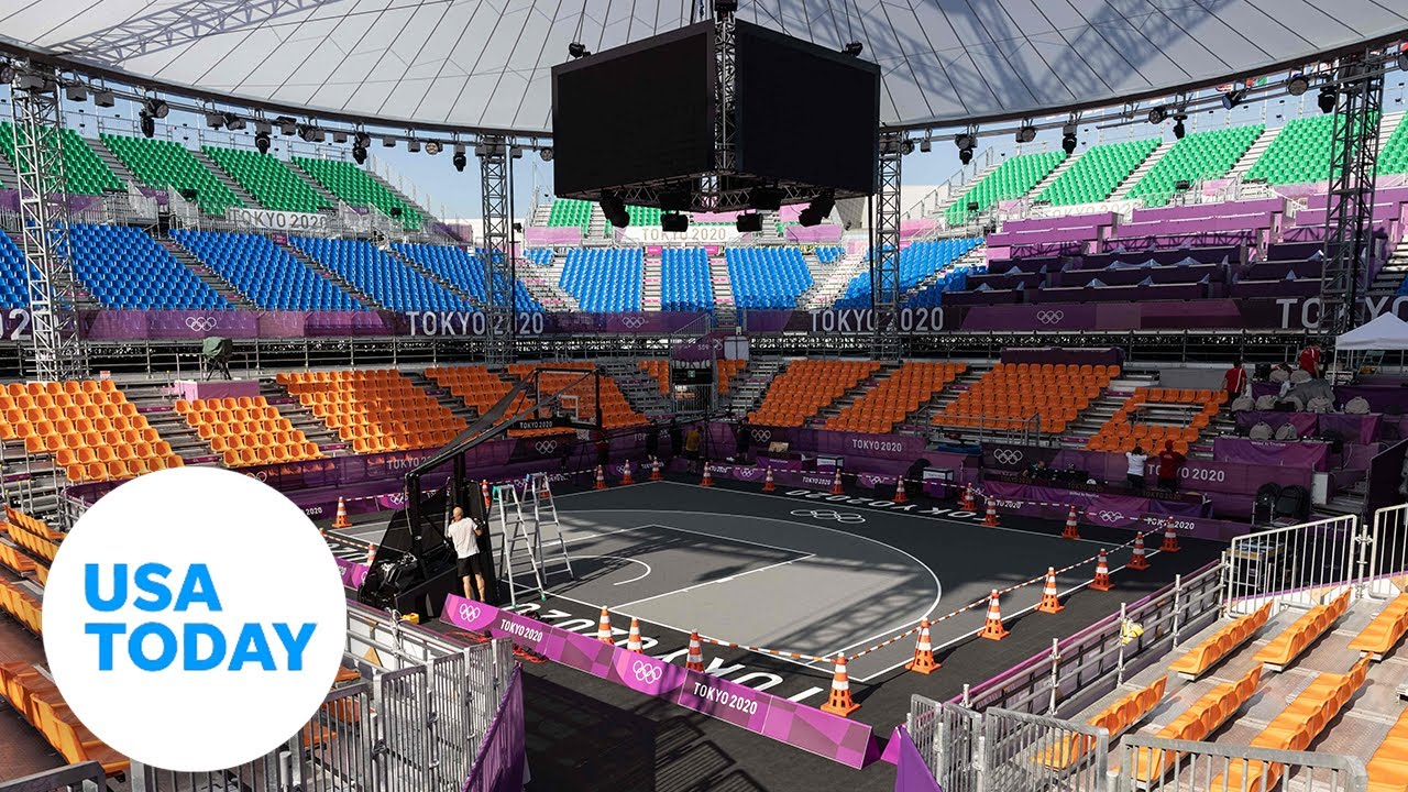 WNBA players explain how 3x3 basketball works as it makes Tokyo Olympics debut  | USA TODAY