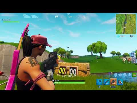ALL 5 CLAY PIGEONS LOCATIONS! Fortnite