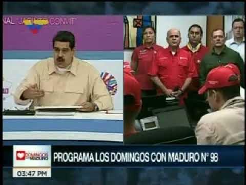 """Maduro mostró las """"perlitas"""" encontradas en una de las propiedades de Diego Salazar"""