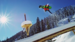 The Ultimate Snowboarding Competition - Red Bull Ultra Natural 2013 - TEASER