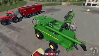 Zakup John Deere E5 | Farming Simulator 19