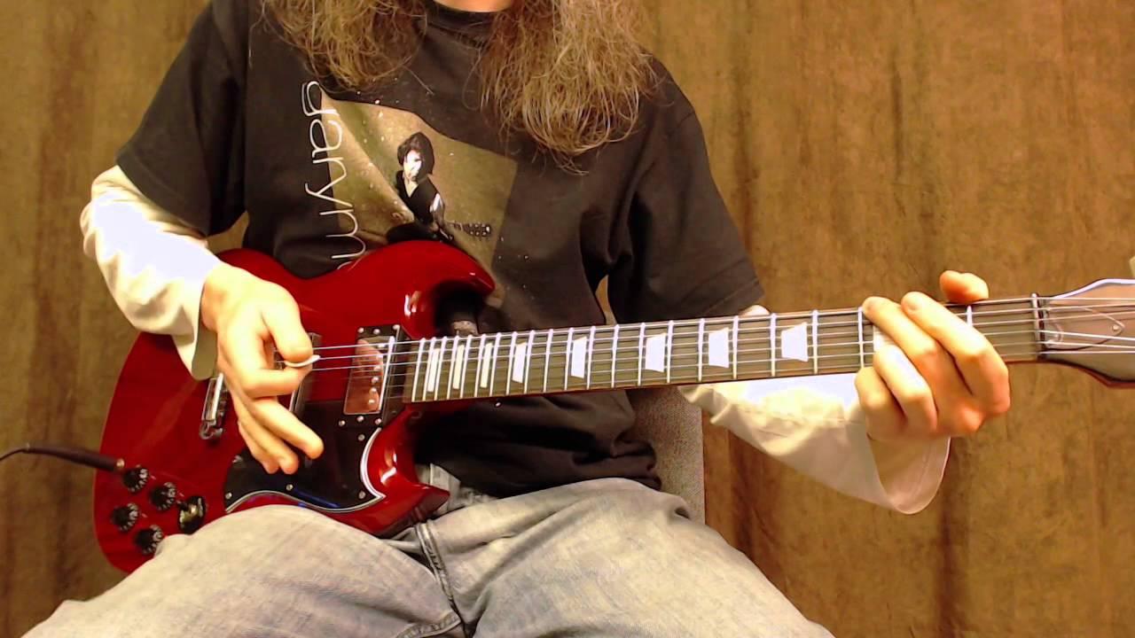Bass Cut Tone Control For Guitar - YouTube