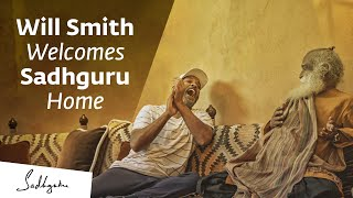 @Will Smith Hosts Sadhguru: A Behind-the-Scenes Look