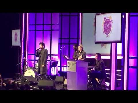 Adam Lambert-Point Foundation  10-7-17