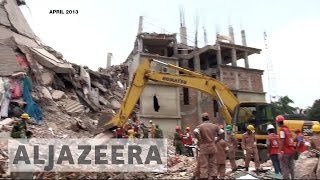 Download Video Bangladesh to try 18 people for Rana Plaza collapse MP3 3GP MP4