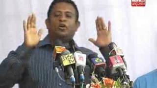 Chandima slams US for criticizing impeachment