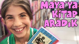 We looked for Maya's Book Last Minute At The Airport | Our Family