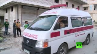 فيديو.. وصول أطفال سوريين إلى روسيا للعلاج من أمراض خطيرة