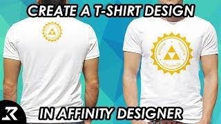 كيفية إنشاء T-Shirt/تصميم ختم في تقارب مصمم