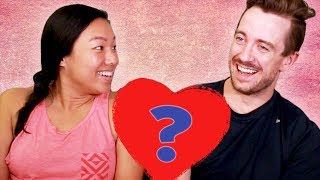 Engaged Couple Takes The Hardest Relationship Quiz