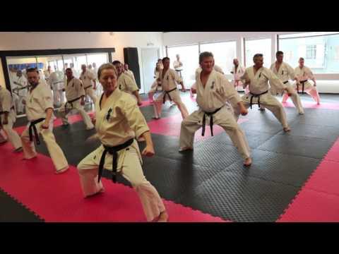 Sveriges kyokushin-elit kom till Kungälv