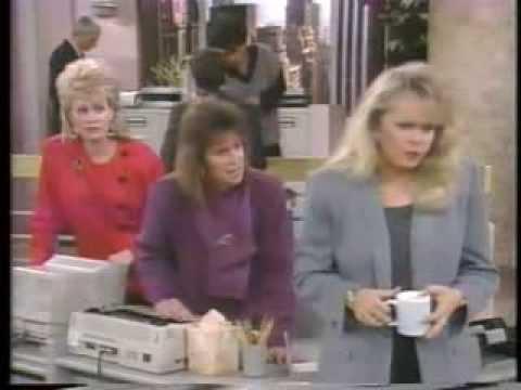 9 to 5 Sitcom -Rachel Dennison (Office Birthdays Episode) 86-88
