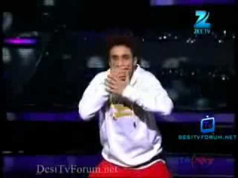 Raghav or Croc-Roaz solo performed on Dil kyun ye mera in  Dance India Dance Season 3.flv