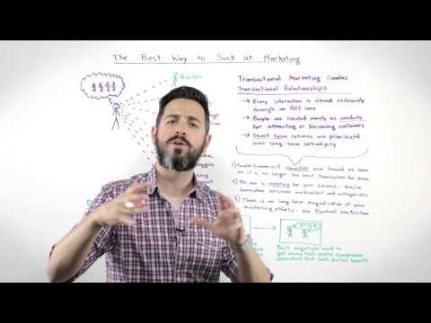The Best Way to Suck at Marketing  Rand Fishkin  Whiteboard Friday