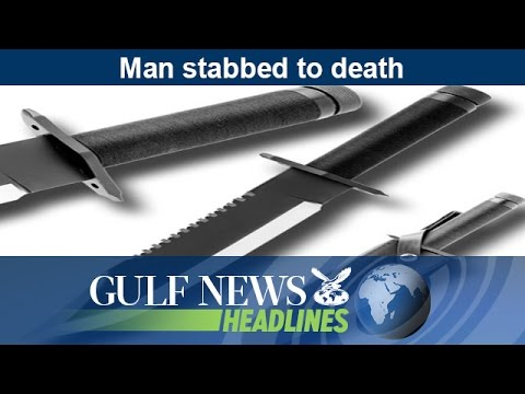 Man stabbed to death - GN Headlines