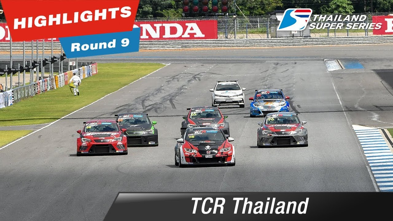 Highlights TCR Thailand Round 7 @Chang International Circuit