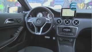 Essai Mercedes Classe A 200 CDI BlueEfficiency 7G-DCT