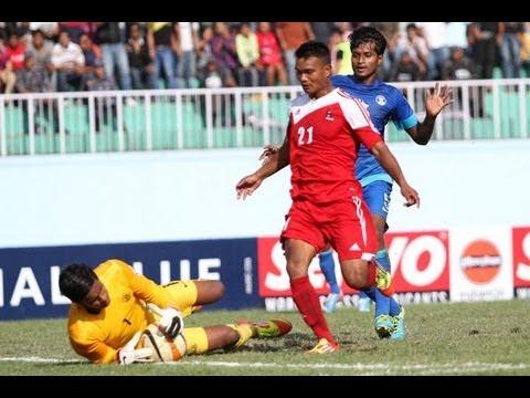 FULL MATCH: India vs Nepal - SAFF Championship 2013