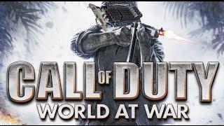 GeForce 210 Stress test - Call of duty: World at War
