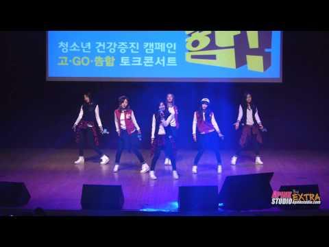 140220 고함 토크콘서트 Apink Lovely Day 직캠 EXTRA