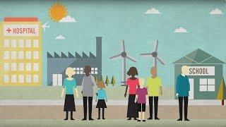 Irish Aid: One World, One Future