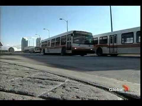 Public Transit in Mississauga - Global-TV