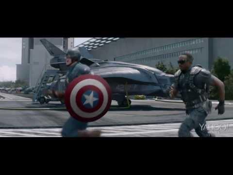 CAPTAIN AMERICA: THE WINTER SOLDIER Clip: Good vs. Bad