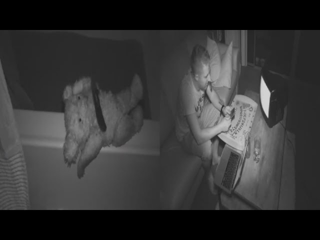 One Man Hide and Seek, Paranormal Activity Caught on Video Tape Episode 2