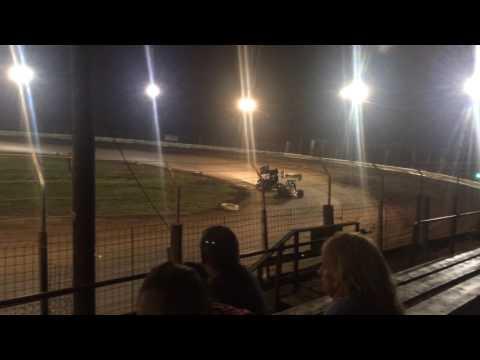 Jackson Slone @ US 24 Speedway 9-17-16