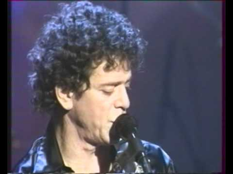 Lou Reed Walk On The Wild Side  Hard Rock Cafe 1997wmv