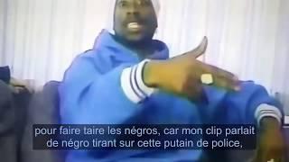 """2Pac Interview - On the set of """"Gotta Get Mine"""" (Unseen Footage) [VOSTFR]"""
