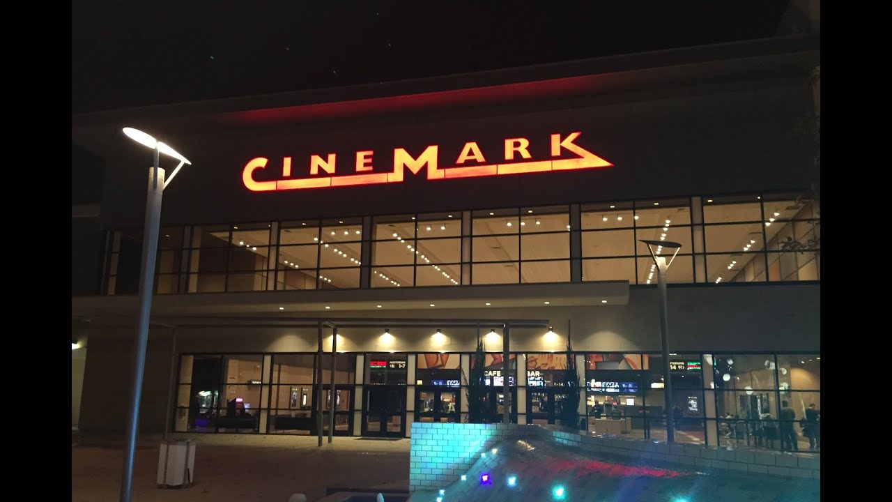A New Cinemark Theatre In My Hometown 1 7 16 Vlog