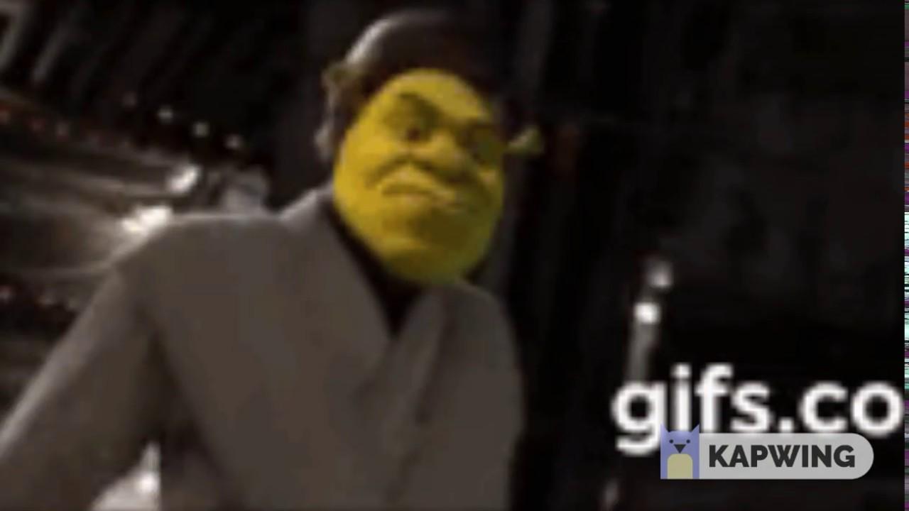 Star Wars Meme/Shrek Meme MashupObi Shrek Kenobi Says